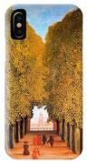 31165 Henri Rousseau IPhone Case