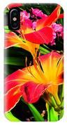 Velvet Nights  IPhone Case