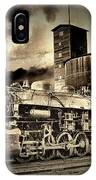 3254 In Old-time Look IPhone Case