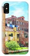Venice Italy IPhone Case