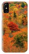 North Carolina Fall Colors IPhone Case
