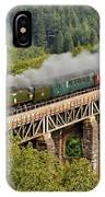 34067 Tangmere Crossing St Pinnock Viaduct. IPhone Case