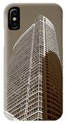 Chicago Skyscrapers IPhone Case