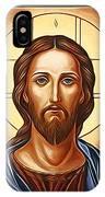 Jesus Christ Savior  IPhone Case