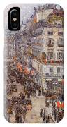 Hassam IPhone Case