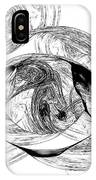 Bw Sketches IPhone Case