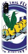 37th Tactical Airlift Squadron IPhone Case