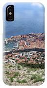 Dubrovnik Croatia IPhone Case