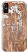 Rusty Metal IPhone Case