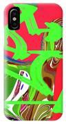 4-19-2015babc IPhone Case