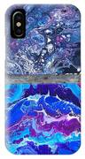 Acrylic Pouring IPhone Case