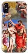 Baptism IPhone Case