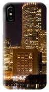 Boston Massachusetts IPhone Case