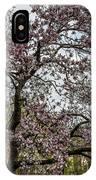 Central Park Spring IPhone Case