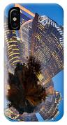 Charlotte Skyline Mini Planet IPhone Case