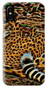 Cheeta IPhone Case