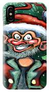 Christmas Elf IPhone Case