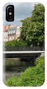 City Of Bydgoszcz In Poland IPhone Case