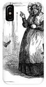 Dickens: Martin Chuzzlewit IPhone Case