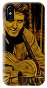 Eddie Cochran Collection IPhone Case