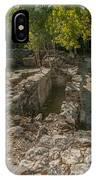 Grupo Coba At The Coba Ruins  IPhone Case