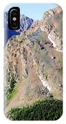 Hiking The Mount Massive Summit IPhone Case