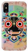 Jagannath IPhone Case