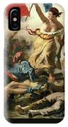 Liberty Leading The People IPhone Case