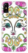Lotus Princess IPhone X Case