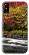 Ontario Autumn Scenery IPhone Case