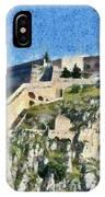 Palamidi Castle IPhone Case