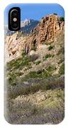 Red Rock Canyon Open Space Park IPhone Case