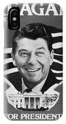Ronald Reagan (1911-2004) IPhone Case