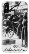 Russian Revolution, 1917 IPhone Case