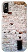Spruce Tree House - Mesa Verde National Park IPhone Case