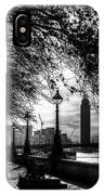 The River Thames Path IPhone Case