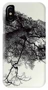 Trees And Sky IPhone Case
