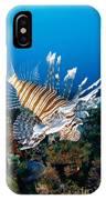 Underwater Close-up IPhone Case