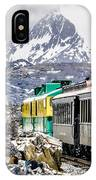 White Pass Mountains In British Columbia IPhone Case