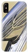 40s Hudson Chrome IPhone Case