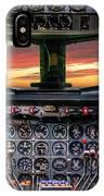 4245- Cockpit IPhone Case
