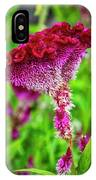 4390- Flower IPhone Case