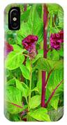 4398- Flowers IPhone Case