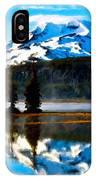Landscape Oil Painting IPhone Case