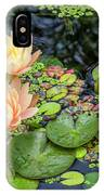 4445- Lily Pads IPhone Case