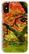 Art Of Landscape IPhone Case