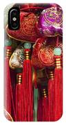 4647- Chinese Tassels IPhone Case