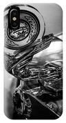 47 Triumph Roadster IPhone Case