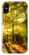 Landscape Definition Nature IPhone Case