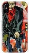 4dpictdfy Marc Chagall IPhone Case